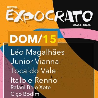 Expocrato 2018