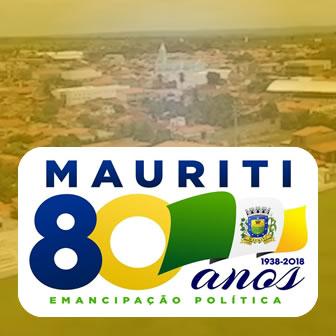 Mauriti 80 anos