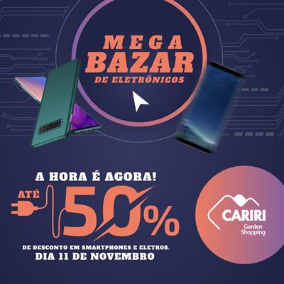 Mega Bazar de Eletrônicos
